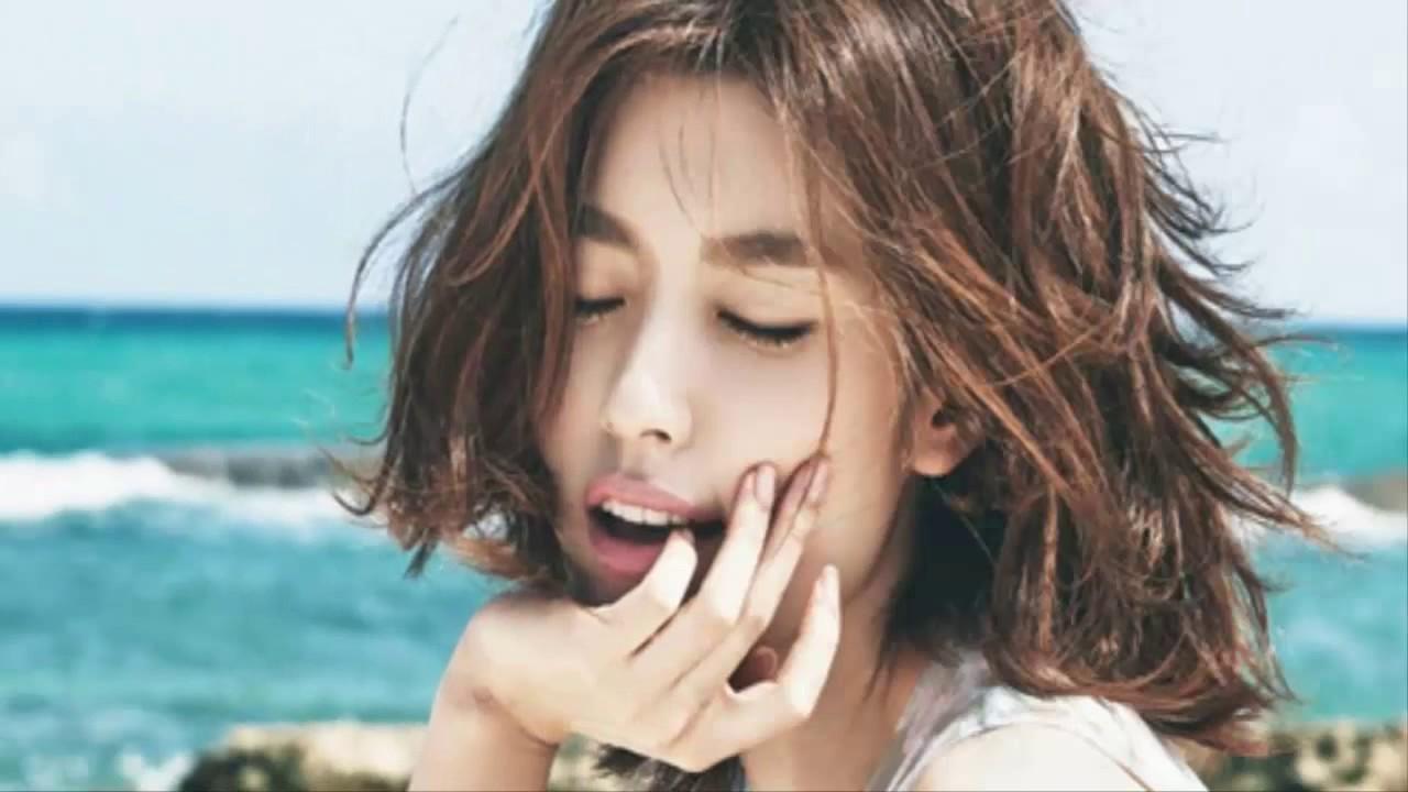 самые красивые кореянки раздеваются
