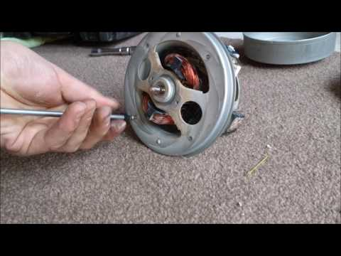 All about Dyson YDK motors!