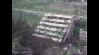 Making A Strawberry Planter Out Of Pallets, How To Make