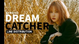 여자친구(GFRIEND) - 'Dreamcatcher(드림캐쳐)' | LINE DISTRIBUTION (멤버…