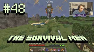 Minecraft: The Survival Men - BLAZE TROLLING! [48]