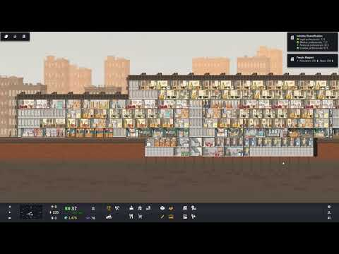 Let's Play Project Highrise: Brighton Tower E7 - Medium Lega
