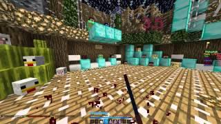 Minecraft- walka w klatce 1 vs 1
