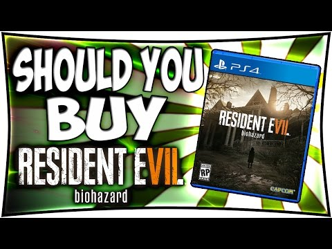 Resident Evil 7 Psvr Review Youtube