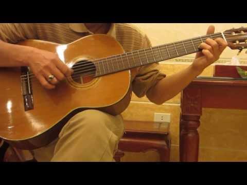 """Đàn guitar bài hát """"Hạ trắng"""" tuyệt đỉnh"""