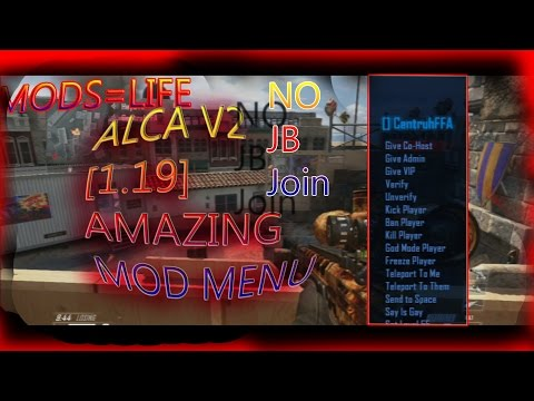 ZOMBIES: Black Ops 2 Mod Menu | ❤ NO JAILBREAK ❤ [1 19/2 19] PS3