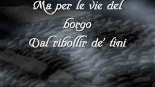 "Video poesia"" S.Martino"" di Giosuè Carducci"