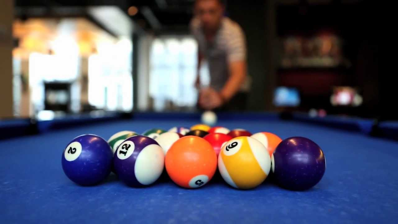 Magic At The Pool Table YouTube - Nashville pool table movers