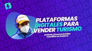 Plataformas digitales para vender turismo