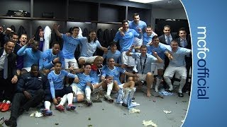 DRESSING ROOM CAM | City 3-1 Sunderland