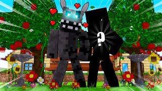 Twisted Wolf's Secret Girlfriend?! Minecraft FNAF Roleplay