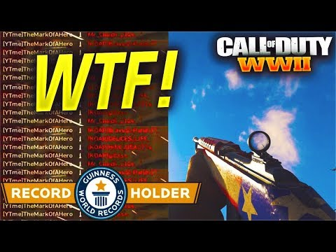 "WORLD'S FASTEST V2 ROCKET ""60 SECONDS"" COD WW2 - M2 CARBINE (WORLD RECORD)"
