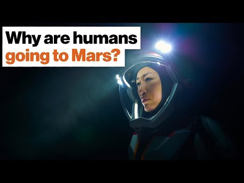 What humanity will gain by going to Mars | Leland Melvin
