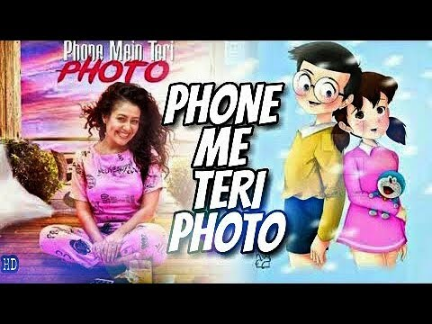 Phone Mein Teri Photo || Nobita & Shizuka || Neha Kakkar ||