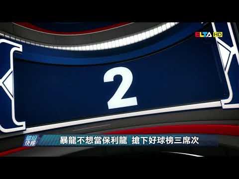 愛爾達電視20190522│【NBA】暴龍不想當保利龍 搶下好球榜三席次