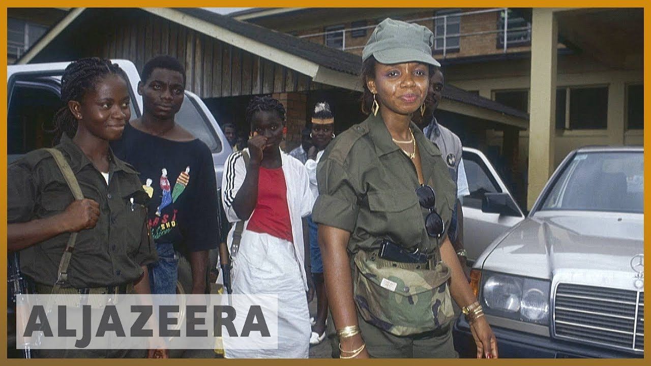 Download 🇱🇷 Liberia former first lady in UK court for torture charges   Al Jazeera English