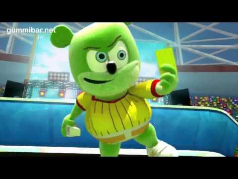 Gummibär A Jugar! World Cup Soccer Football Song Spanish Gummy Bear Osito Gominola