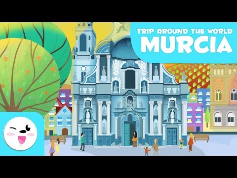 Trip Around the World - Murcia - Children's educational video