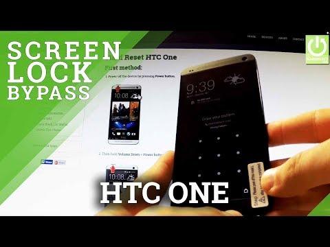 Hard Reset HTC One - HardReset info