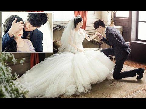 صيني يتزوج من دمية !!! والسبب مؤثر جداً !!!