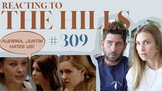 Reacting to 'THE HILLS' | S3E9 | Whitney Port
