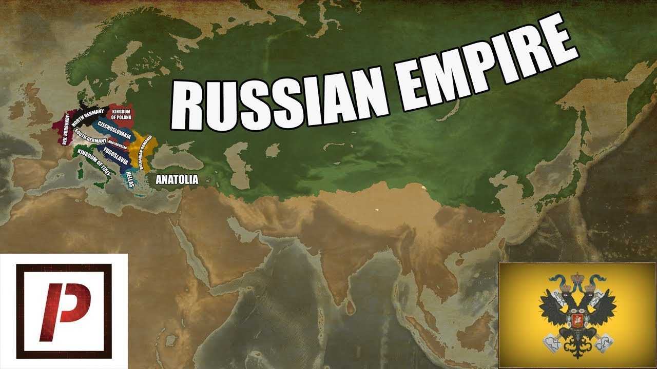 EU4 - Timelapse - Russian Empire (All Slavs United!) + GIVEAWAY! Kingdom Of Russia Map on map of benin kingdom, map of samoa kingdom, map of mali kingdom,