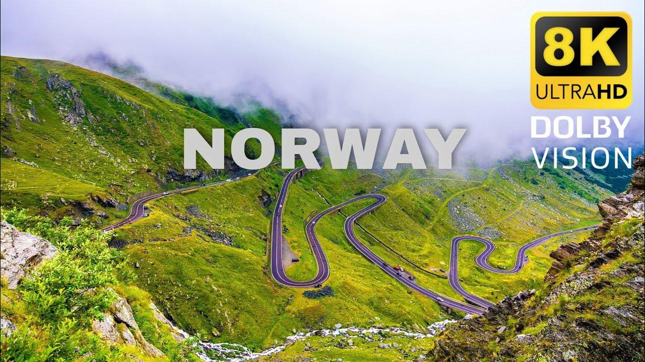 Download Beauty Of Norway In 8K 60FPS