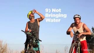 видео Советы для начинающих велосипедистов