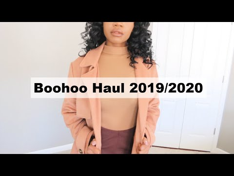 Work Approved Affordable Clothing Haul | Classy, Covered, & Cute! Boohoo Fashion