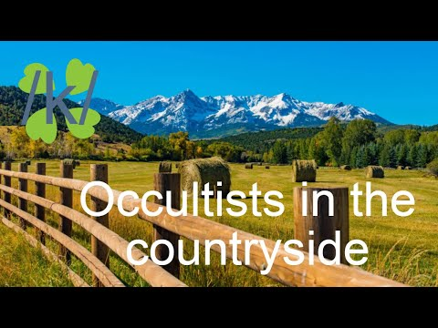 4chan Greentext - /k/ - Occultists In The Countryside