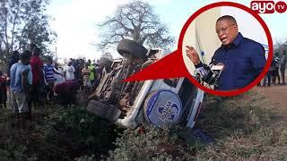 Nape apata ajali akimfuata Katibu Mkuu wa CCM Dk. Bashiru