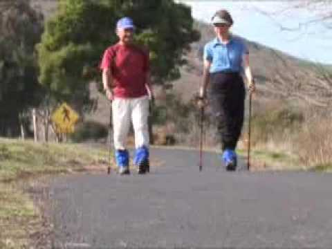 NORDIC WALKING An Introduction & How To!
