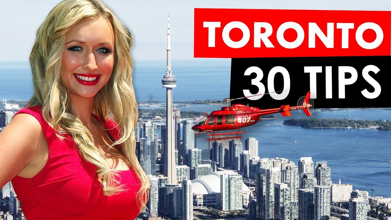30 Hidden Secrets & Best Places in Toronto