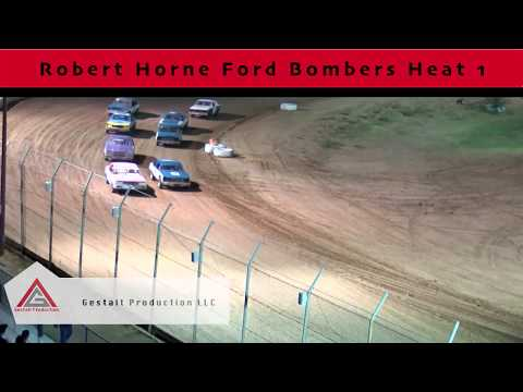 USA Raceway  Bomber Heat Race  August 17 2019