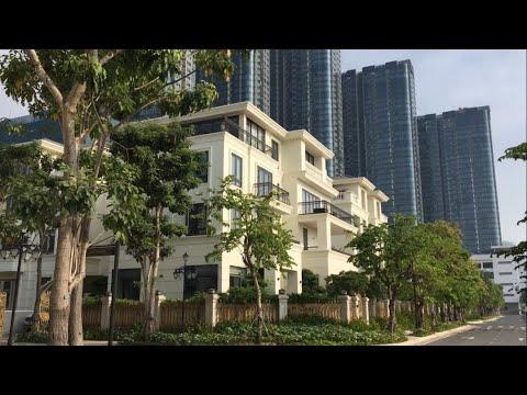 Siêu biệt thự Vinhomes Golden River (Vinhomes Ba Son) đắt giá bậc nhất Sài Gòn