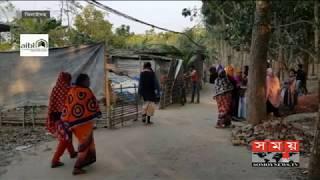 বাবার বিরুদ্ধে প্রতিবন্ধী মেয়েকে ছাদ থেকে ফেলে... | Jhenaidah News | Somoy TV