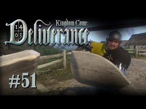 Kingdom Come: Deliverance #51: Skillen mit El Chefe [Let's Play][Gameplay][German][Deutsch