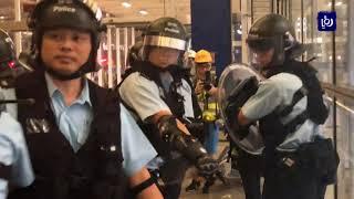 بكين تهدد بقمع احتجاجات هونغ كونغ .. وترمب يضغط على الصين (15/8/2019)