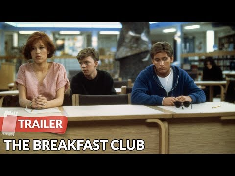 The Breakfast Club 1985 Trailer HD | John Hughes | Molly Ringwald