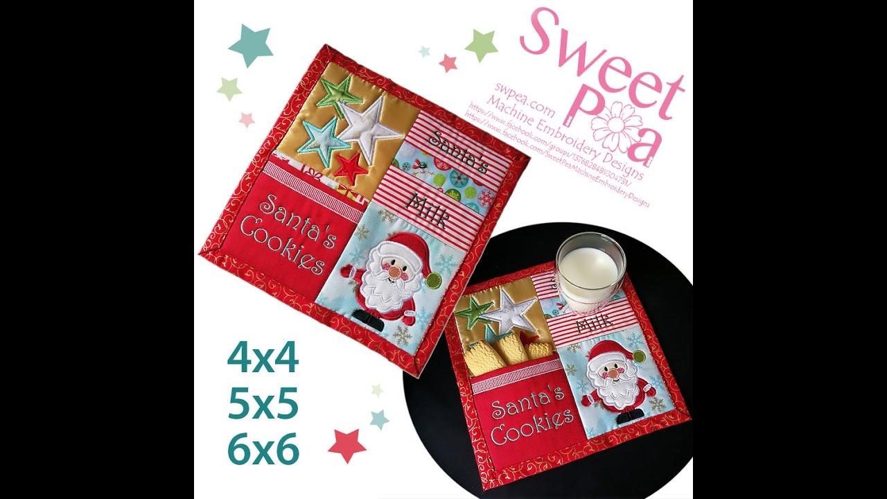 sweet pea stickdateien # 8