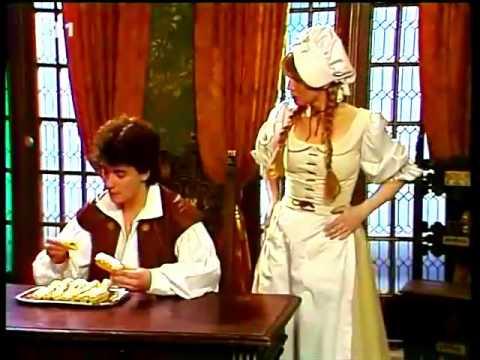 O čarovné Laskonce  1 (TV seriál) - Princ Hnevsa  Pohádka / Československo, 1989