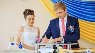 Свадебный клип Виктора и Анастасии