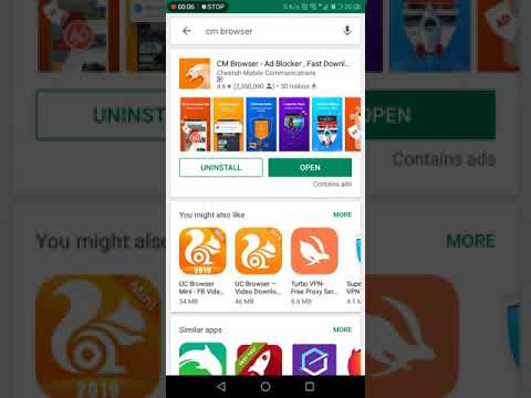How to download aptoide apk easily with one app  #Smartphone #Android