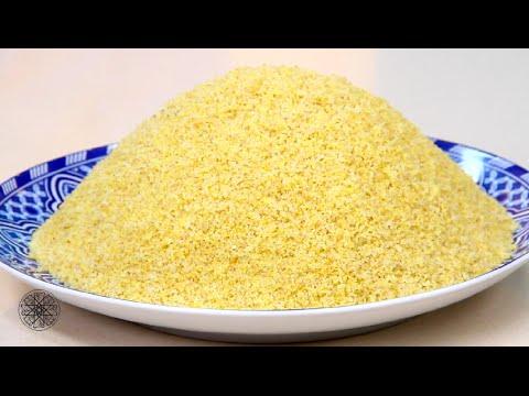 choumicha-:-réussir-la-cuisson-du-couscous-aux-4-céréales-|-how-to-cook-multi-cereals-couscous