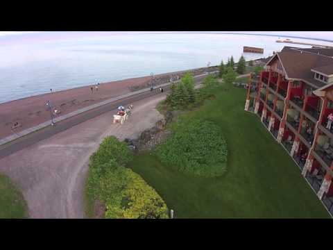 Duluth, Minnesota By Drone