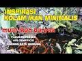 Inspirasi Kolam Ikan Minimalis Air Mengalir Pakai Filter Taman Depan Rumah  Mp3 - Mp4 Download