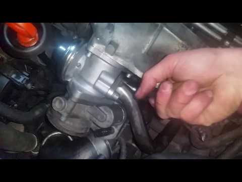 EASY - How To Replace EGR On A 2.0 BKD VAG Engine ( Audi A3)