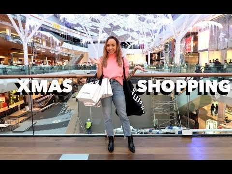 COME CHRISTMAS SHOPPING WITH ME! + GIFT GUIDE | AD