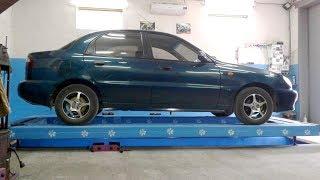 видео: Sens. Небольшой ремонт притертого авто.
