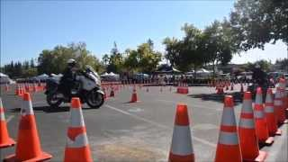 Citrus Heights Police Motorcycle Competition: Last Man Standing - July 25, 2015
